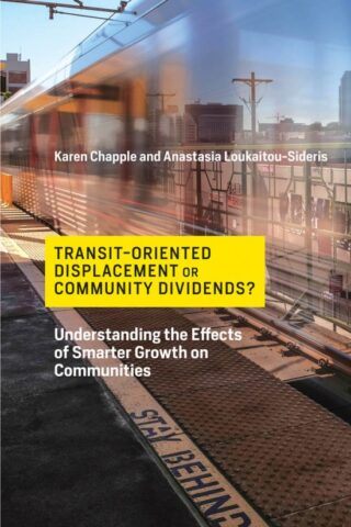 Transit-Oriented Displacement or Community Dividends? Understanding the Effects of Smarter Growth on Communities