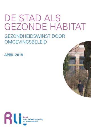 De stad als gezonde habitat