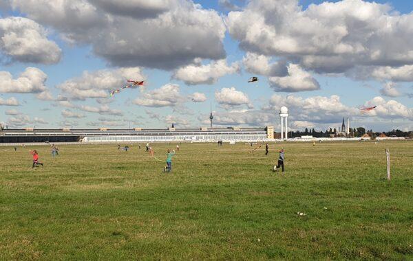 Op zoek naar vrije ruimte in Londen, Gent en Berlijn