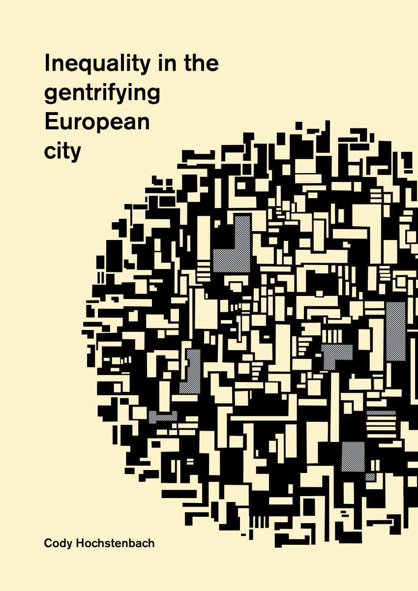Inequality in the gentrifying European city