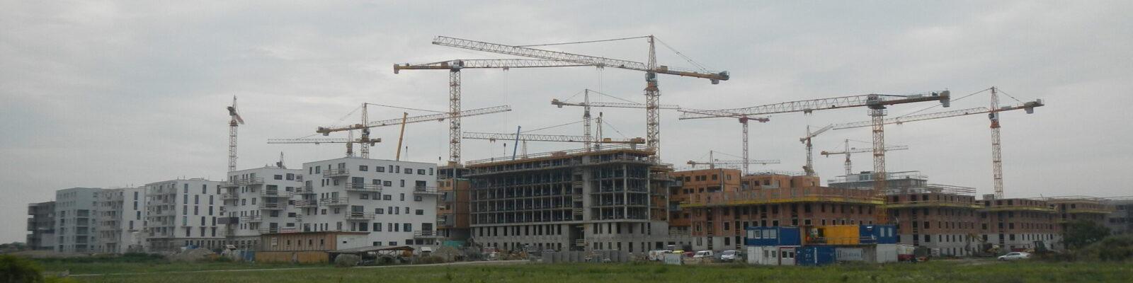 Slimmere bouwlogistiek in de stad