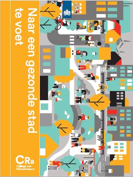 Naar een gezonde stad te voet / Naar een schaalsprong op de fiets