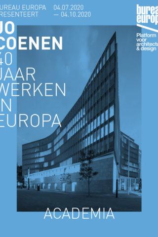 Tentoonstelling: Jo Coenen, 40 jaar werken in Europa