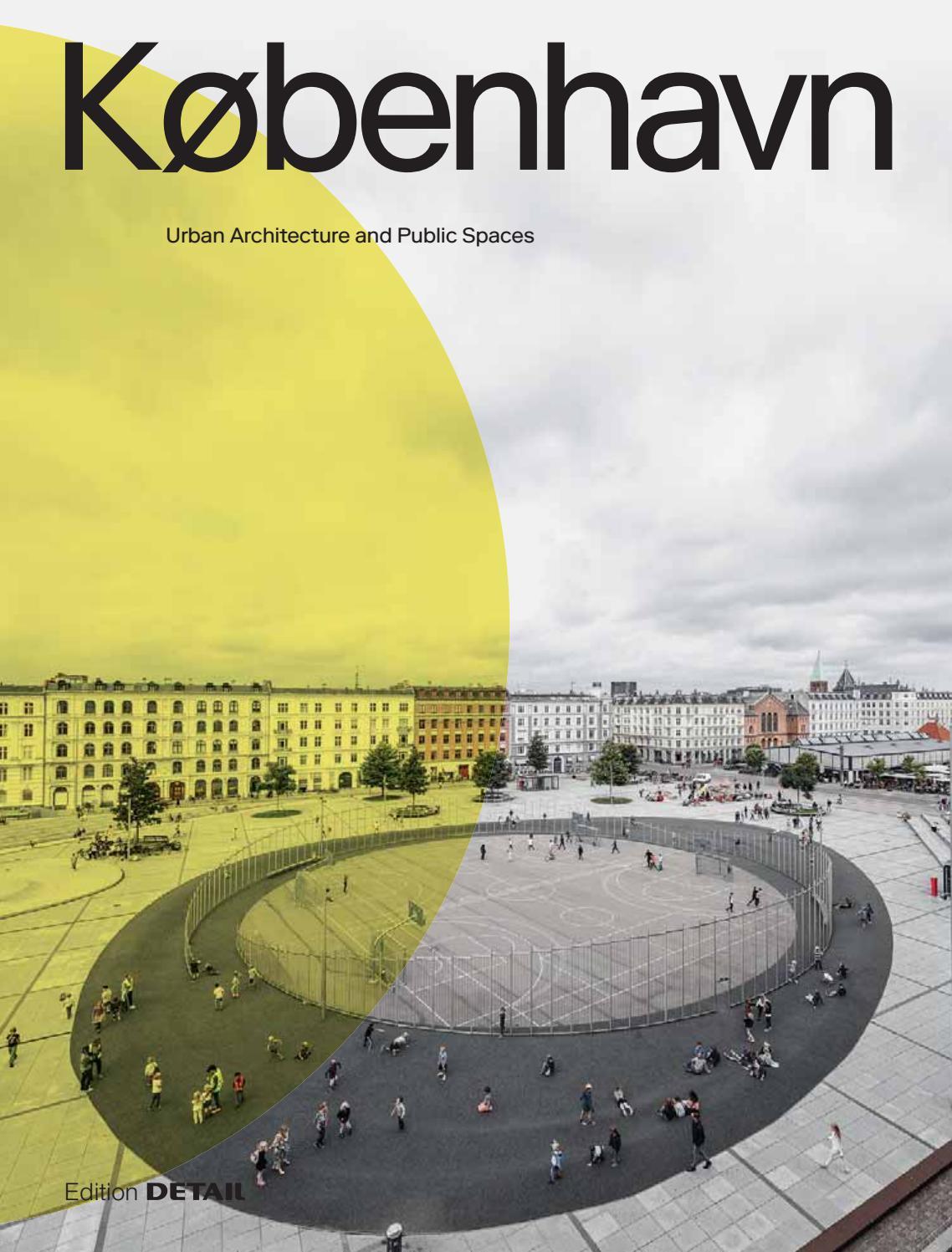 København: urban architecture and public spaces